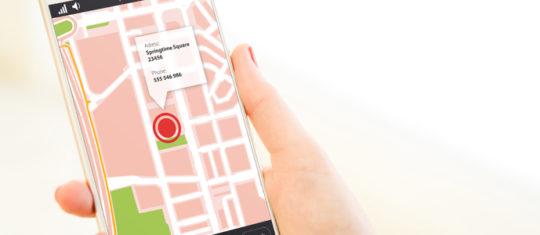 géolocaliser téléphone portable
