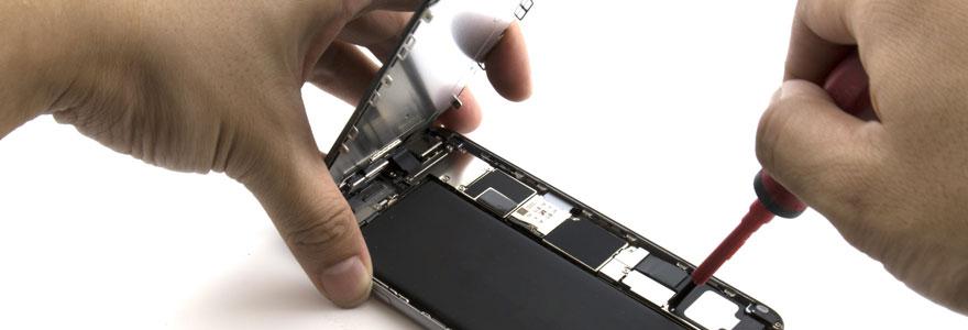 changer l'écran de son iphone