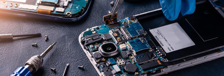 Réparation de Smartphone
